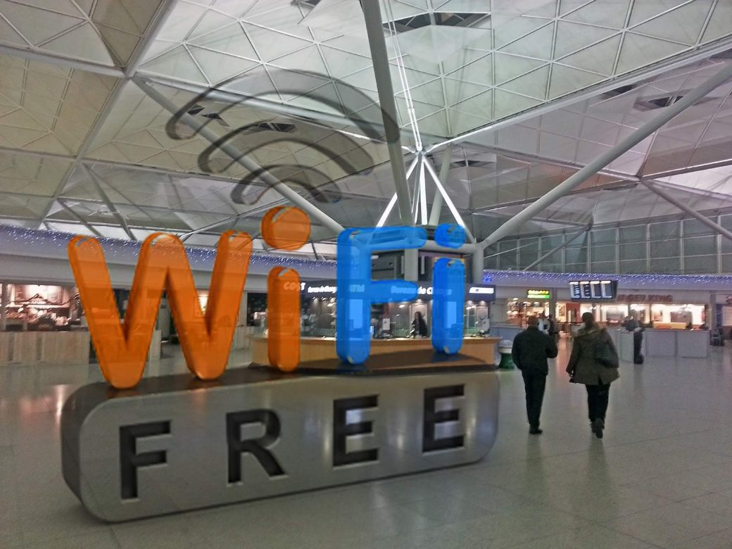 free wifi stansted